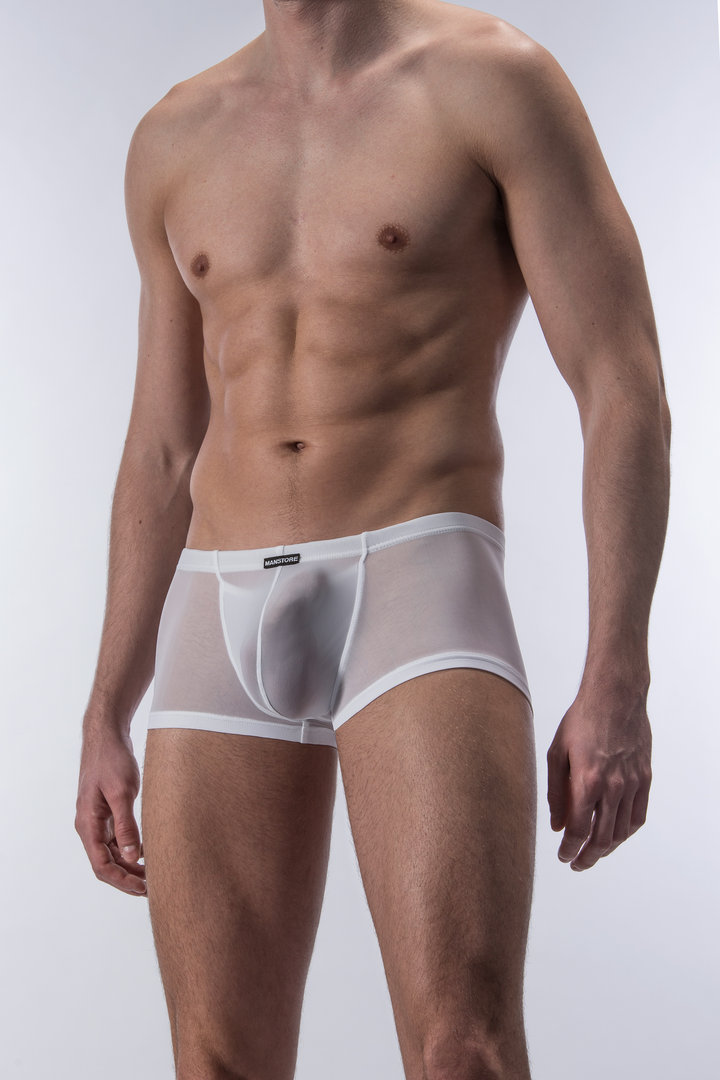 Manstore M101 NOS Push-Up Pants - 1000 White