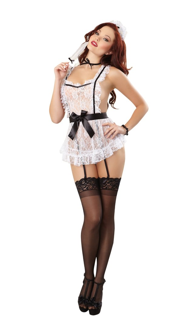 Maid To Tease - Style 9766